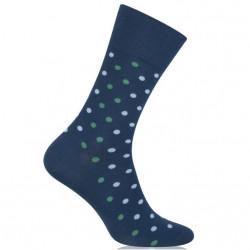 Patterned socks MORE 9051