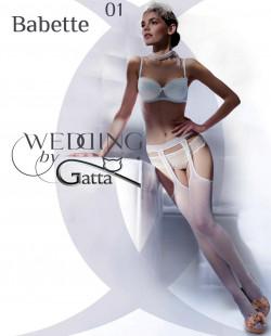 Tights Wedding BABETTE 01 box