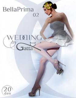 Rajstopy Wedding BELLAPRIMA 02