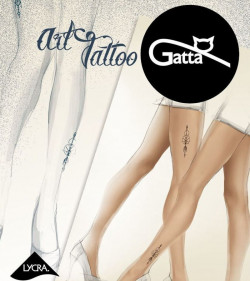 Gatta ART TATTO 05 tights