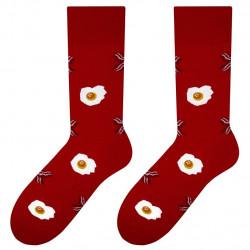 Patterned socks MORE EGGS