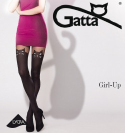 Rajstopy Gatta GIRL-UP CAT