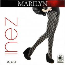 Rajstopy Marilyn INEZ A03...
