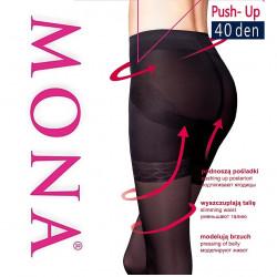 Mona Push-Up tights 40 den