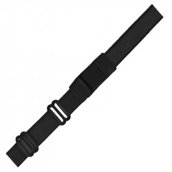 1-row fastener lowering strap
