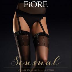 Fiore Hypnose - belt stockings