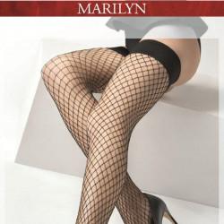 COCO N55 fishnet stockings...