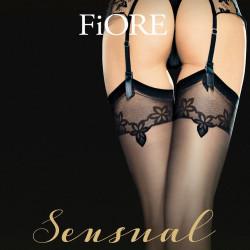 Fiore ECLIPSE - belt stockings