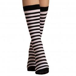 Knee-high socks Fiore...
