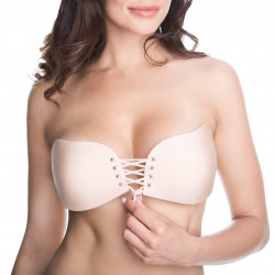 Self-supporting bra WOW!...