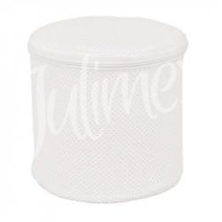 Koszyk do prania bielizny  Kolor-Biały