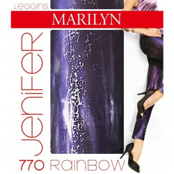 Leginsy JENNIFER RAINBOW...