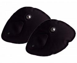 Wkładki pompowane push-up WS-08  Kolor-Czarny